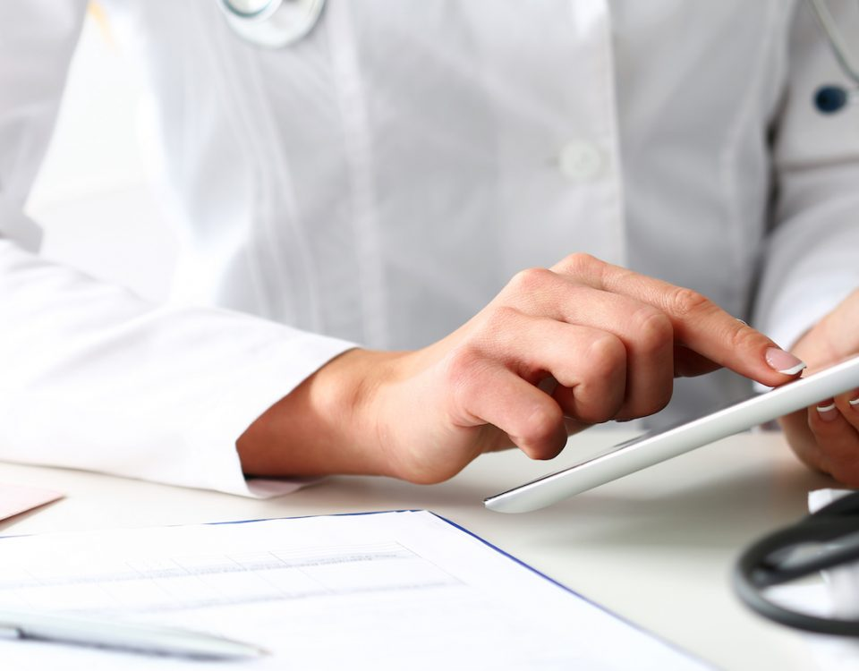 how to set up a medical practice